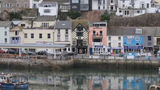 RESTAURANTS IN BRIXHAM