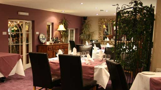 Salty Monk Restaurant in Sidmouth