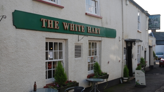 White Hart in Woodbury