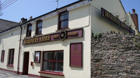 The Mariners Arms in Braunton
