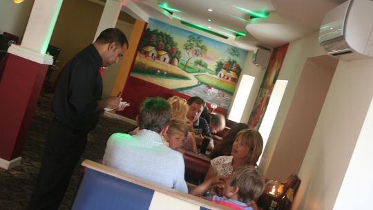 Indian restaurant in Kingsbridge