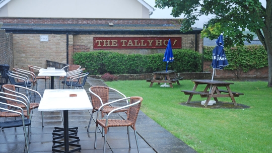 The Tally Ho in Exeter