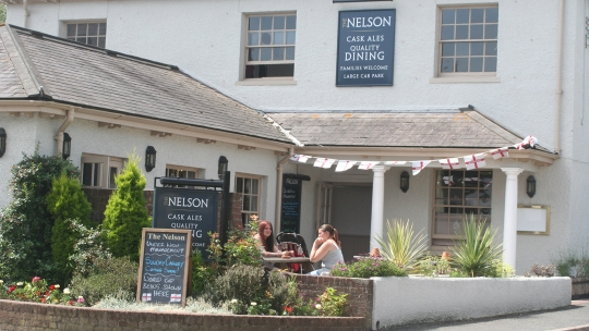 restaurants in topsham