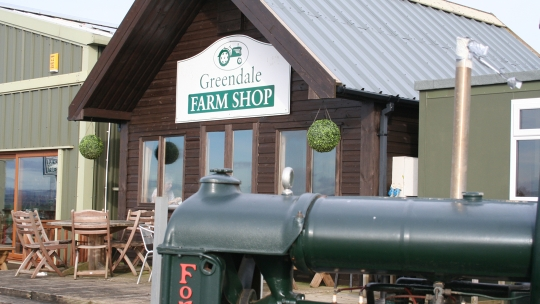 Farm Shops in Devon