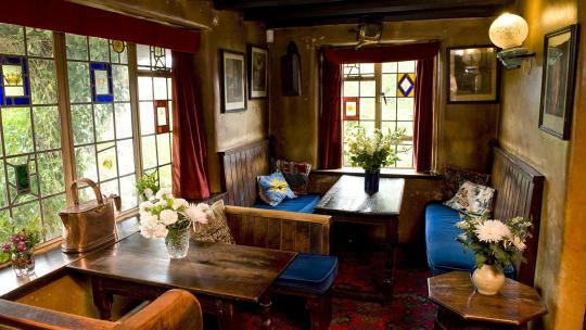 The Nobody Inn - Great Pub Food