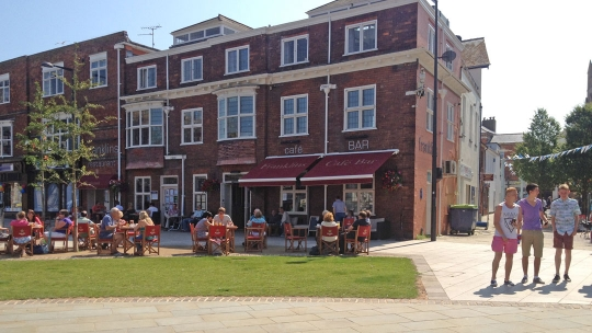 Franklins in Exmouth