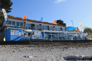 Breakwater Bistro in Brixham