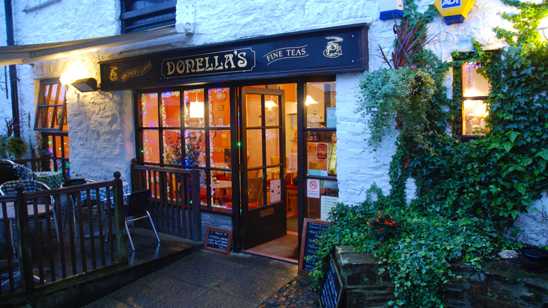 Donellas in Tavistock