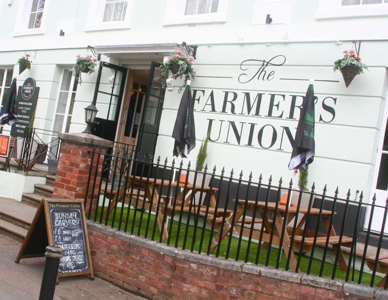 Farmers Union in Exeter